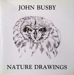 Nature-Drawings by John Busby