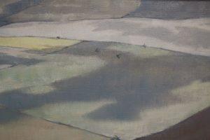Landscape for a Hunting Kestrel detail 3