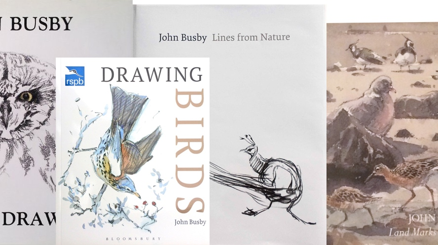 Books by John Busby
